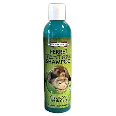 Marshall Pet - Small Animal Tea Tree Shampoo - 8 fl. oz.