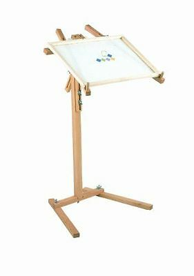 Stitchmaster Floor Stand (D53035) & Optional Elbesee Easy Clip Tapestry Frame
