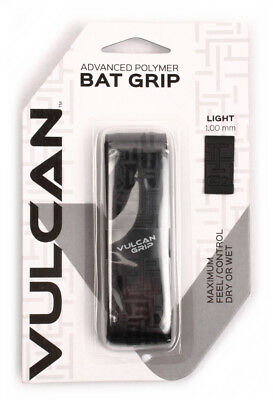 Vulcan V175-BLK Standard Bat Grip 1.750 mm Black