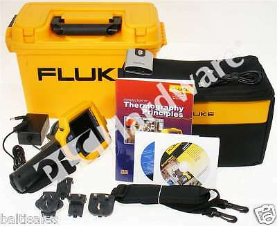 Fluke Ti25 Thermal Imager IR-Fusion Camera Imaging System Qty
