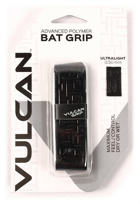 Vulcan V050-BLK Ultralight Bat Grip 0.500 mm Black