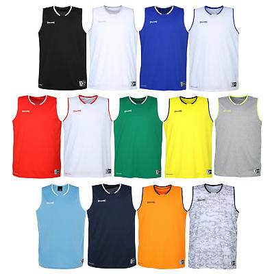 Spalding MOVE TANK TOP Herren Basketball Shirt Männer Training ärmellos Trikot