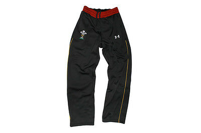 Under Armour Wales WRU 2016/17 Supporters Armour Fleece Rugby Pants