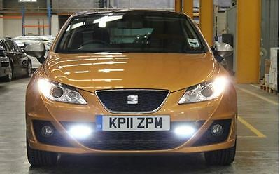New Genuine Seat Ibiza 6J Accessory Led Daytime Running Light Drl Kit