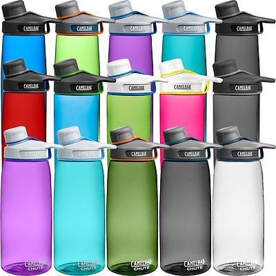 Camelbak 2017 Chute™ Durable Water Bottle Sports Training Gym Accessories