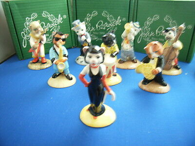 Cats Chorus Beswick Perfect And Boxed Select As Required