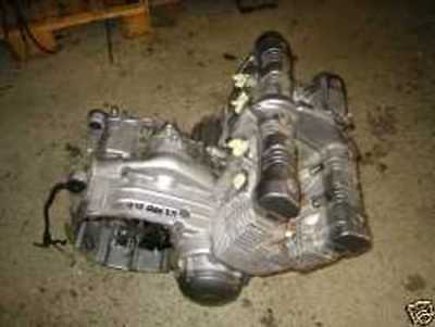 Yamaha XJ 900 s 4km Engine Complete with Transmission Approved Engine 23800 KM