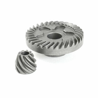Repair Part Spiral Bevel Gear Pinion Set for Bosch 6-100 Angle Grinder