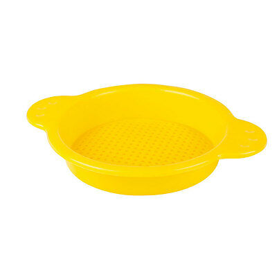 Hape E8198 Small Sieve Yellow Sand Toys Plastic New! #