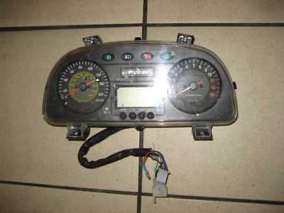 HYOSUNG MS3, MS 3, 125i, TACHO, COCKPIT, FITTINGS, INSTRUMENT CLUSTER, SPEEDO