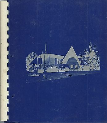 Des Moines Ia 1973 & 1952 Grace Lutheran Church Cook Book Iowa Community Recipes