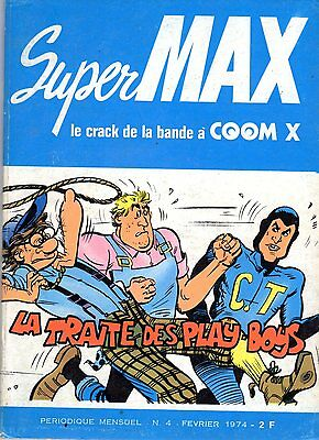 Super Max 4 Elvifrance Tbe