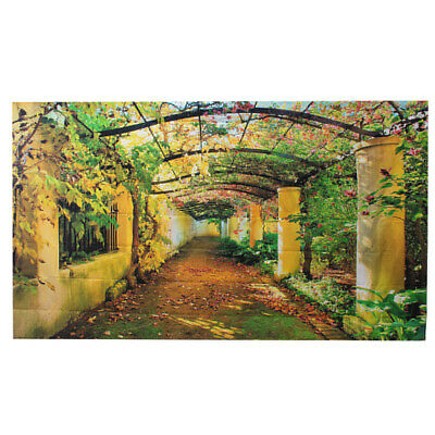 3D Vintage Alley Home Living Room Photo Wall Mural Art Background
