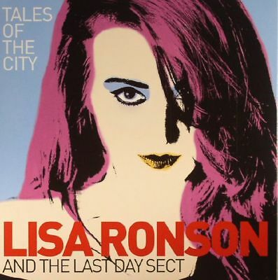 "RONSON, Lisa/THE LAST DAY SECT - Tales Of The City - Vinyl (limited numbered 7"")"