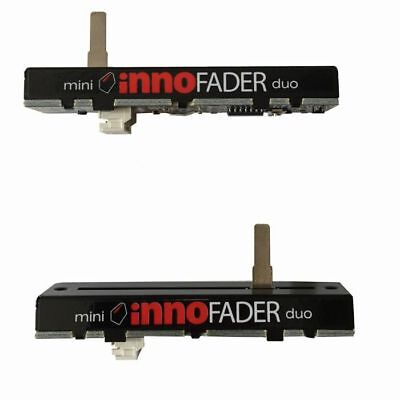 Audio Innovate Mini InnoFader Duo Replacement Crossfader & Channel Fader