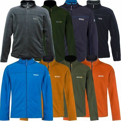 2017 Regatta Fairview Mid-Weight Symmetry Full Zip Mens Sports Fleece Jacket