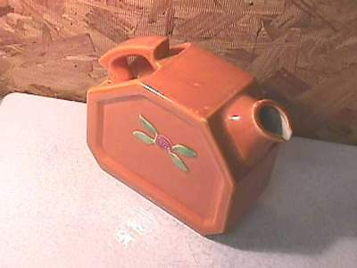 Coors Pottery Rosebud Pitcher