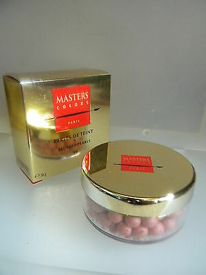 MASTERS COLORS PERLES DE TEINT 10 BLUSHER PEARLS 10 effet bonne mine naturelle