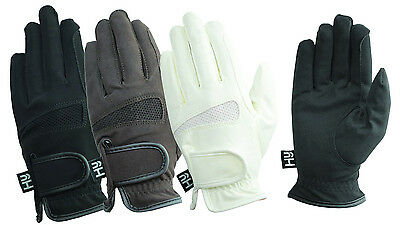 HY5 Lightweight Riding Competition Gloves *FREE UK POSTAGE*