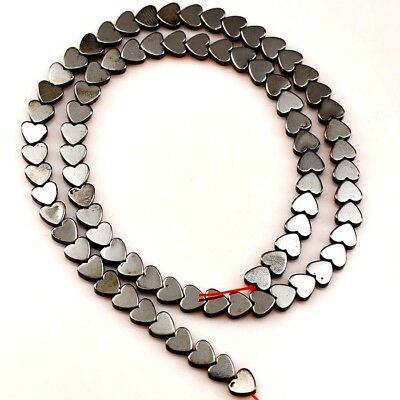 """5x5mm Natural Hematite Square Spacer Loose Beads 15/"""" Free Shipping Jewelry HE39"""