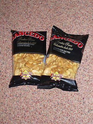 2 x 100g Bags HABAS FRITAS Fried & Salted Broad Beans Spanish Snack Tapas