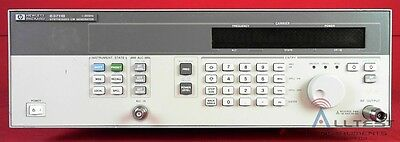 HP / Agilent 83711B-1E1 Synthesized CW Generator, 1 to 20GHz