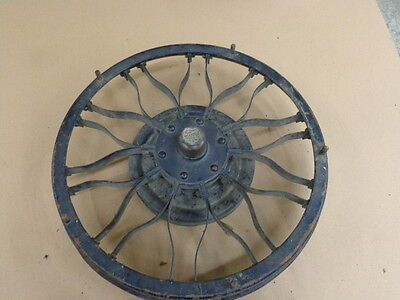 Model T Ford Accessory 30 x 3 1/2 Spring Wheel MT-825