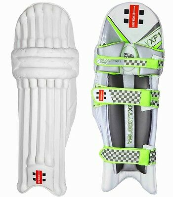 2017 Gray Nicolls Velocity XP1 Test Batting Pads Sizes Medium RH & LH