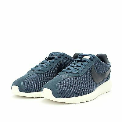 online store 65c8f aaaa7 NEW GENUINE Nike Mens Size 11.5 ROSHE LD-1000 Squadron Blue Shoes 844266-401