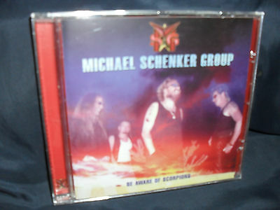 The Michael Schenker Group ‎– Be Aware Of Scorpions