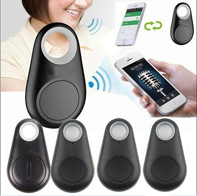 5x Anti Lost Smart Bluetooth Tracer GPS Locator Tag Key Child finder Pet EH