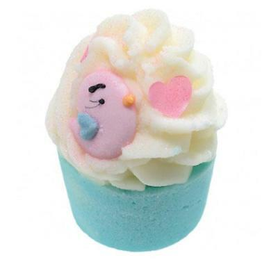 Bomb Cosmetics Love Note Bath Bomb / Bath Mallow FREE P&P