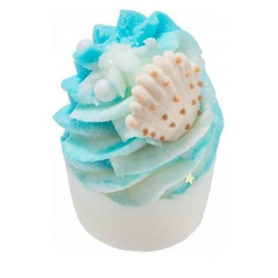 Bomb Cosmetics She Sells Seashells Bath Bomb / Bath Mallow FREE P&P
