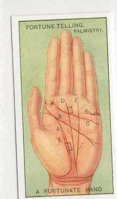 #22 By Palmistry Fortunate Telling your fortune card r