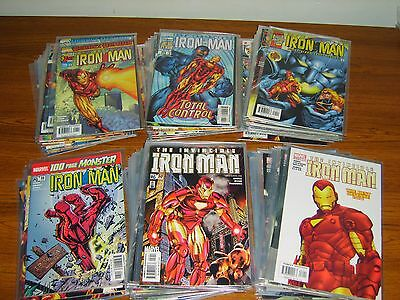 Iron Man #1 - 89 Set (3Rd Series) (1998) 89 Issues