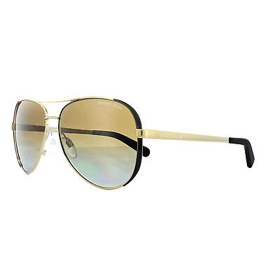 Michael Kors Sunglasses Chelsea 5004 1014/T5 Gold Brown Gradient Polarized