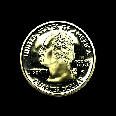 2006 S ~**DCAM UNCIRCULATED PROOF**~ Washington Quarter Collectable US Coin #642