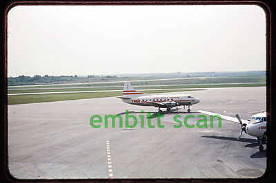 Original Slide, TWA Martin 202A (N93204), early 1950s