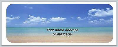 30 Personalized Return Address Labels Scenic Buy 3 get 1 free (bo 889)