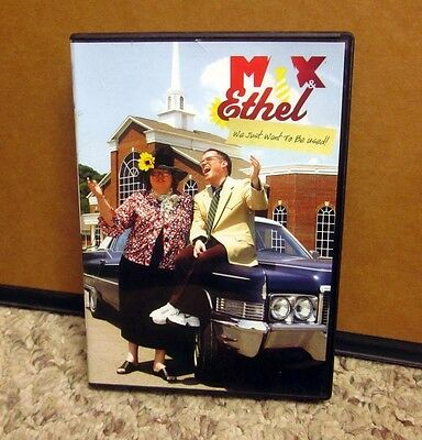 MAX & ETHEL church ministry DVD Christian sketch comedy Donna Linville & Hampton