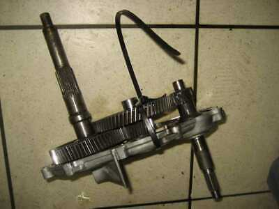 Aprilia Scarabeo 125, Pc, Gearbox, Drive Shaft, Engine Cover
