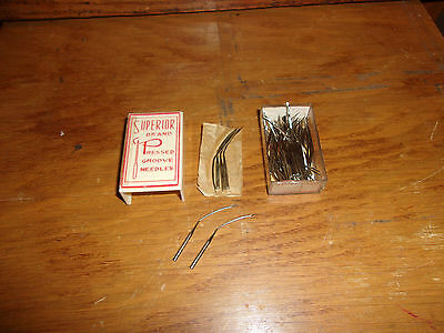 (45) Lewis SUPERIOR BRAND Felling Machine sewing machine needles 29-34-3 1/2