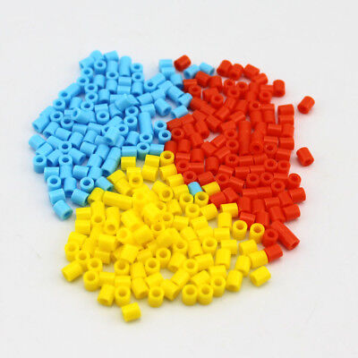 100Pcs Multicolor Plastic Sleeve Housing For Shaft 3MM Axle For Toy Car Part