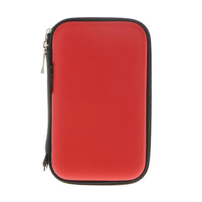 """2.5"""" External USB Hard Drive Disk HDD Carrying Case Cover Pouch Storage Bag"""