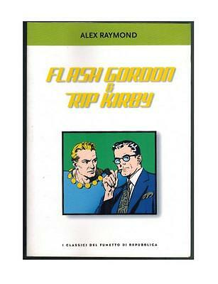 Flash Gordon Rip Kirby Classici Repubblica n. 50 Alex Raymond