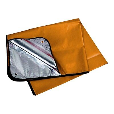 Trekmates Thermo Blanket - Thermal blanket red/silver 130x200cm 359g