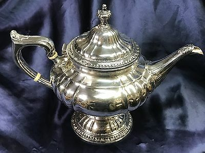 LaSalle - STERLING Silver Teapot 2 1/2 Pts
