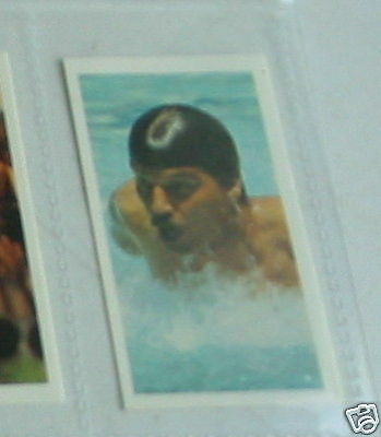 #26 Mark spitz swimming  -  olympic Sport card