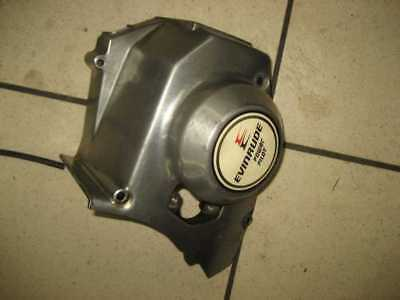 Kawasaki Z 1000 St Kzt00E Engine Cover Left Sprocket Cover Chain Guard Cover