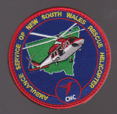 """NSW Bushfires Feb 12th 2017 """"I was there"""" Australia patches"""